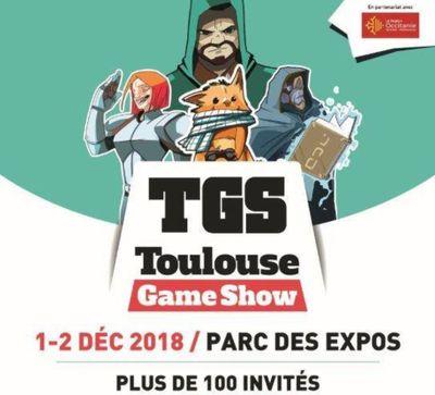 TOULOUSE FM EN DIRECT DU TOULOUSE GAME SHOW