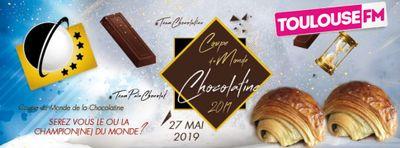 DEVENEZ CHAMPION DU MONDE DE LA CHOCOLATINE