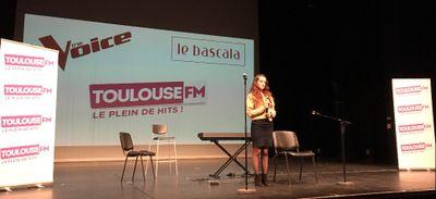CASTING THE VOICE AVEC TOULOUSE FM