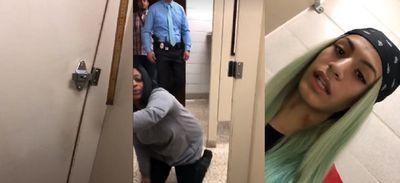 Transgenre, elle se fait virer des toilettes de son lycée ! (Vidéo)
