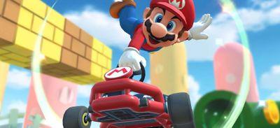 Mario Kart Tour : 20 millions de téléchargements et de nombreuses...