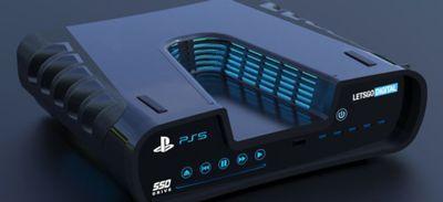 PS5 : la manette Dualshock se dévoile, la console également