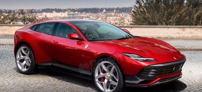 Ferrari dévoile le Purosangue, son nouveau SUV [VIDEO]