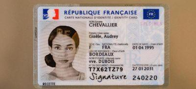 À quoi ressemble la nouvelle carte d'identité numérique ?