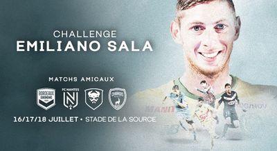 Football : gagnez vos places pour le Challenge Emiliano Sala à Orléans