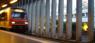 Le RER C de retour dans Paris ce samedi !