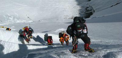 A chacun son Everest, parce que l'après-cancer est aussi un défi