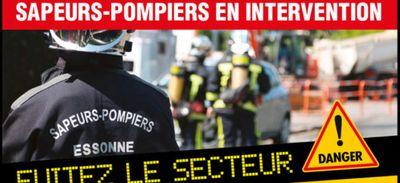 Accident de chantier : un ouvrier enseveli à Massy, d'importants...