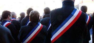 Manifestation des maires de France