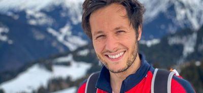 Quand Vianney improvise un concert à la montagne face au Mont Blanc...