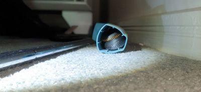 Un serpent vénéneux retrouvé recroquevillé dans un inhalateur (Photo)