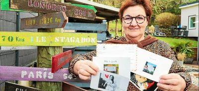 """Remake """"Amélie Poulain"""" : elle reçoit des cartes postales de son..."""