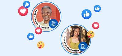 Facebook : les profils des vaccinés contre le Covid-19 seront mis...