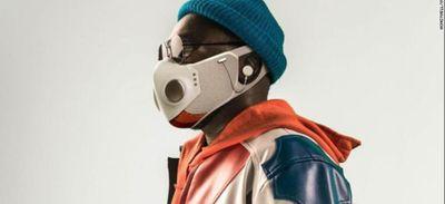 Voici le premier masque anti-covid qui sert aussi de casque audio...