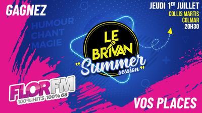 Gagnez vos places pour le Brivan Summer Session