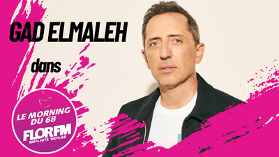 Gad Elmaleh  dans Le Morning du 68
