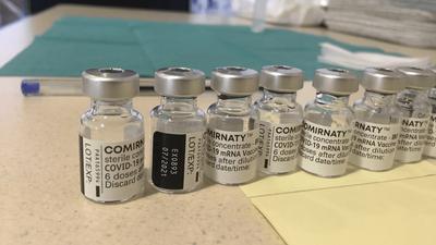 Centre-Val de Loire : près de 100 000 flacons de vaccin Pfizer...