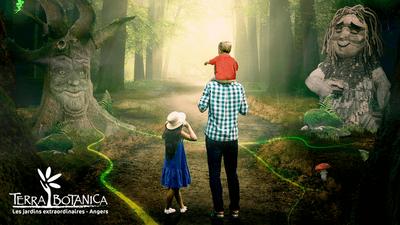 La Touche de l'Été - Gagnez vos entrées pour Terra Botanica !