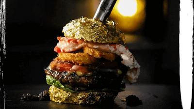 Pays-Bas : le burger le plus cher du monde coûte 5 000 euros !