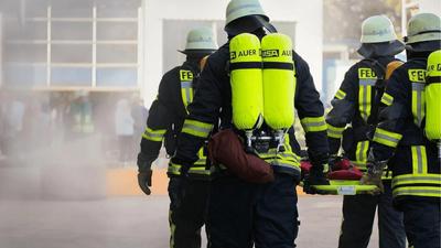 Saint-Herblain : violent incendie au sein d'une entreprise de...