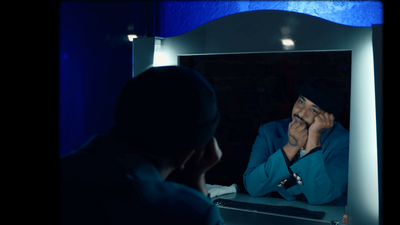 """Slimane reprend """"Je te promets"""" de Johnny Hallyday tout en émotion"""