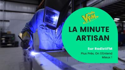 La Minute Artisan Sur RadioVFM