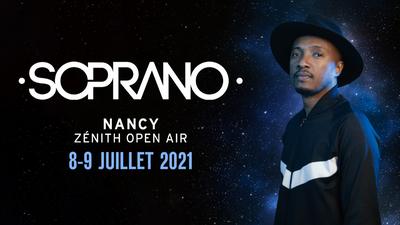 Soprano sera bien en concert cet été à Nancy