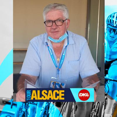 En direct du Tour Alsace | avec Jean-Paul Bouchesèche, speaker de...