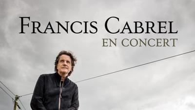 Francis Cabrel au Zénith de Dijon le 8 novembre prochain