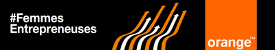 Pub - Femmes Entrepreneuses - Orange