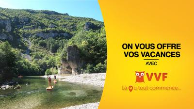 Hit West et VVF vous offrent vos prochaines vacances !