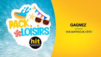Packs Loisirs : Hit West vous offre vos sorties d'été !