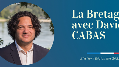 """Elections régionales: David Cabas, candidat sur la liste """"Debout la..."""