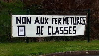 Rédéné : 2 classes menacées de fermeture