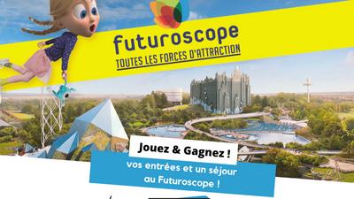 Partez au futuroscope !