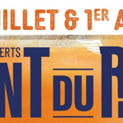 Malestroit: J-3 avant le Festival Au Pont du Rock