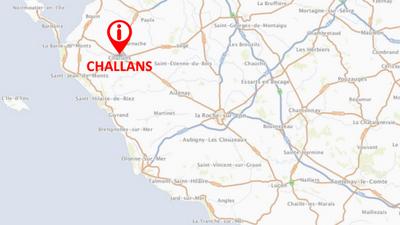 Challans : un jeune homme de 16 ans gravement blessé à la main dans...