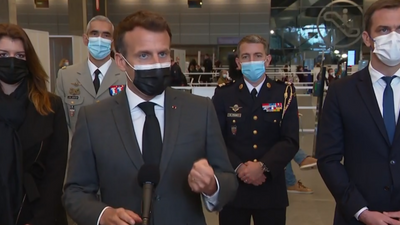 Vaccination : les nouvelles annonces d'Emmanuel Macron