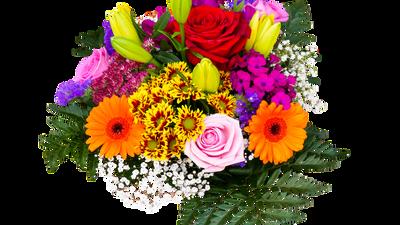 RCA livre un bouquet de fleurs à votre maman