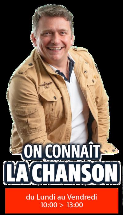 FABRICE SUR RCA ON CONNAIT LA CHANSON
