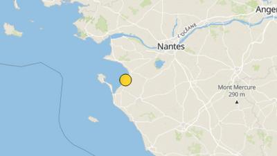 Séisme : la terre a tremblé hier soir dans le Nord Vendée