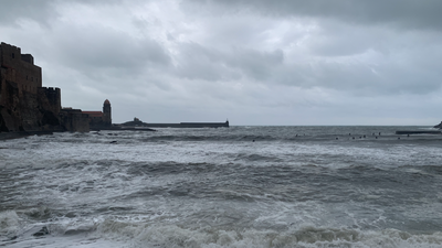 Collioure : un corps aperçu en mer, son repêchage impossible