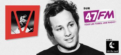 47FM vous offre le nouvel album de Vianney !