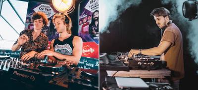 1213JUIN : le DJ nantais Joachim Garraud lance une opération de...