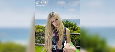 Avril Lavigne débarque sur TikTok !