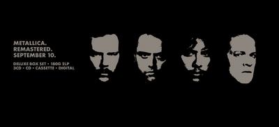 """Metallica : un casting incroyable pour la réédition du """"Black Album"""""""