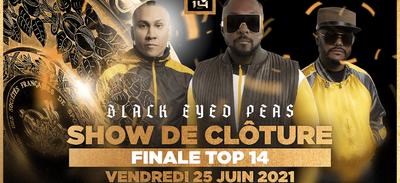 Top 14 : les Black Eyed Peas en concert à distance pour la soirée...