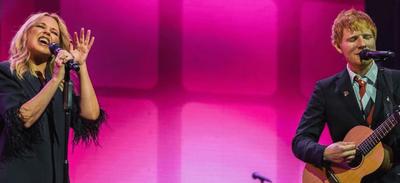 Ed Sheeran : Kylie Minogue sera présente sur son prochain album