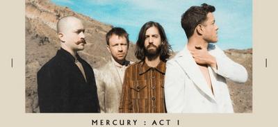 "Imagine Dragons annonce la sortie de son prochain album ""Mercury :..."