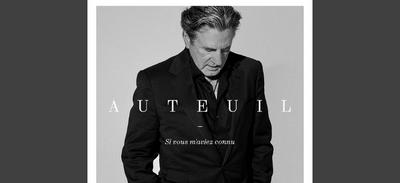 Daniel Auteuil se lance dans la musique !